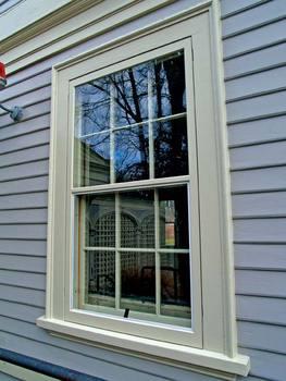 Modern House High Quality Double Glazing Aluminum Window