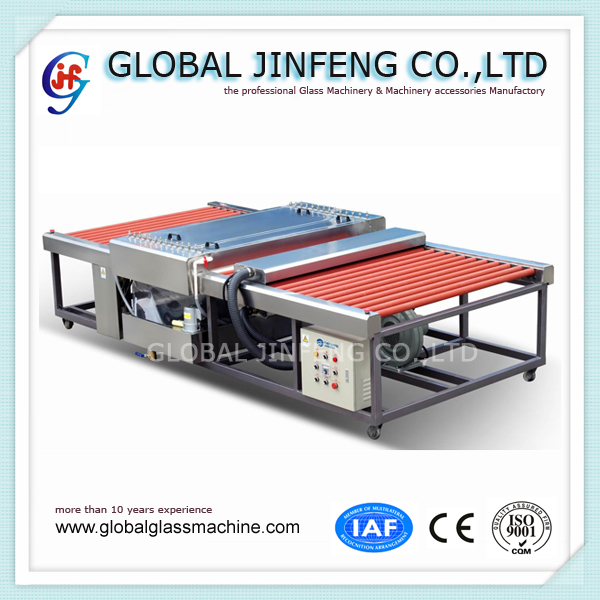 JFW-1200 small 25*25mm glass washing and drying machine