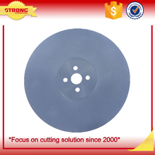 Optimum performance hss circular saw blades for aluminium cutting