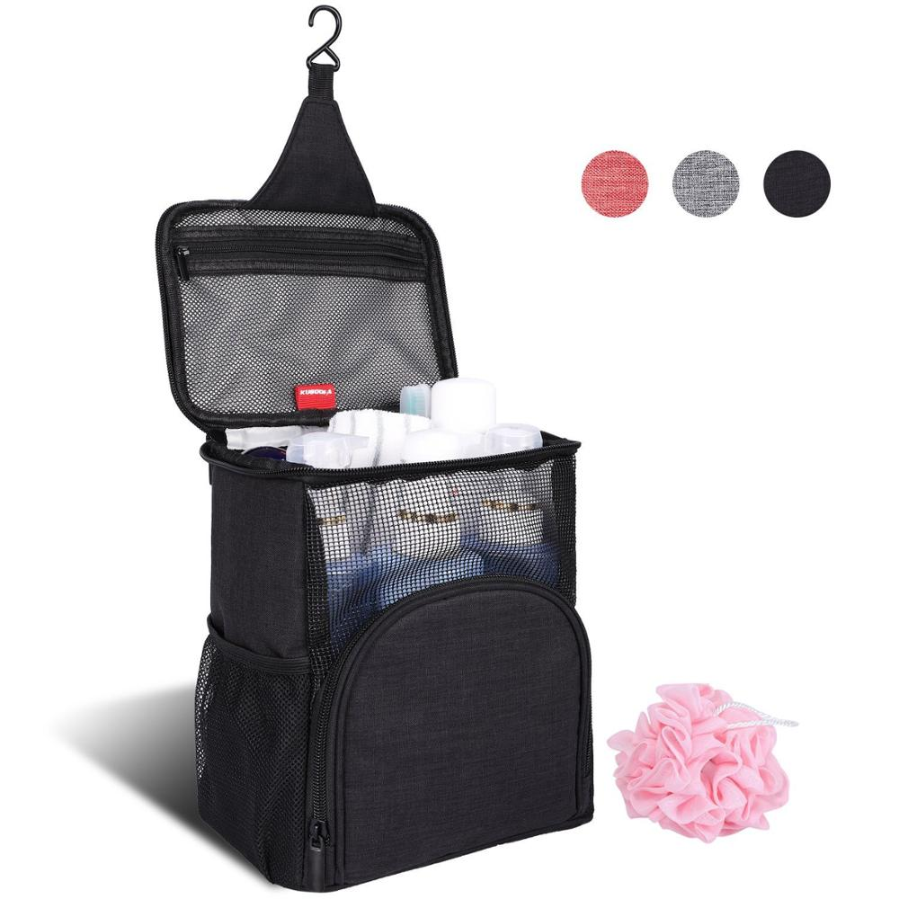 Mesh Shower Caddy & Waterproof Bag The Ideal Shower Tote Bundle For ...