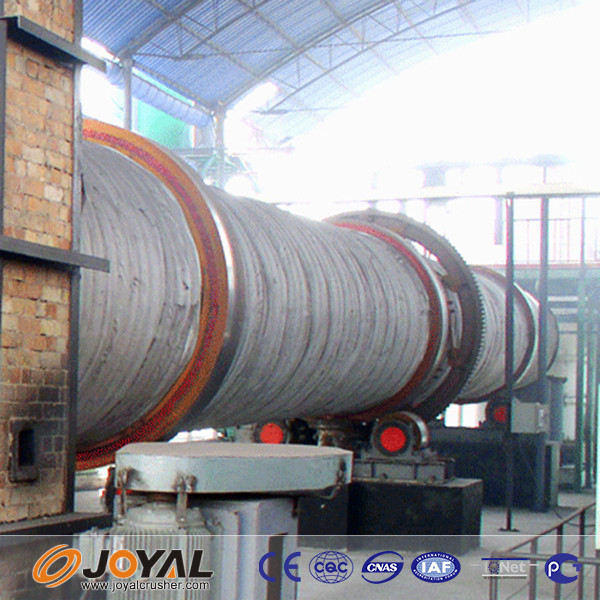 Good Quality Rotary Kiln for Calcined Dolomite Hot Sale