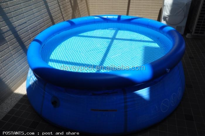 Portable Swimming Pools Kids Plastic Pool Molded