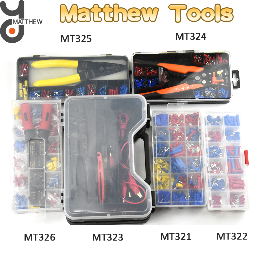 Home Use electrician's tools in Double PP Box
