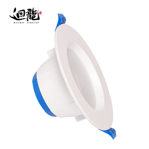 7W 9W Led cob cabinet wall washer cover flat retrofit light downlight
