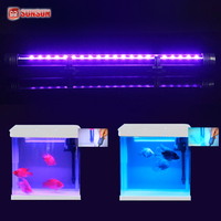 SUNSUN 2016 New amphibious dimmable 165w led aquarium light