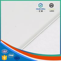 HC-Q 100% recyclable replaceable long use time super value aluminum honeycomb pvc wall panel 2016 design