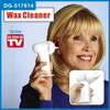 HOT Cordless led Vac Ear Cleaner Wax Safety Cleaning Remover