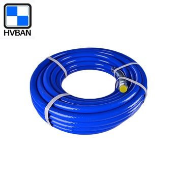 Spray paint hoses for high pressure