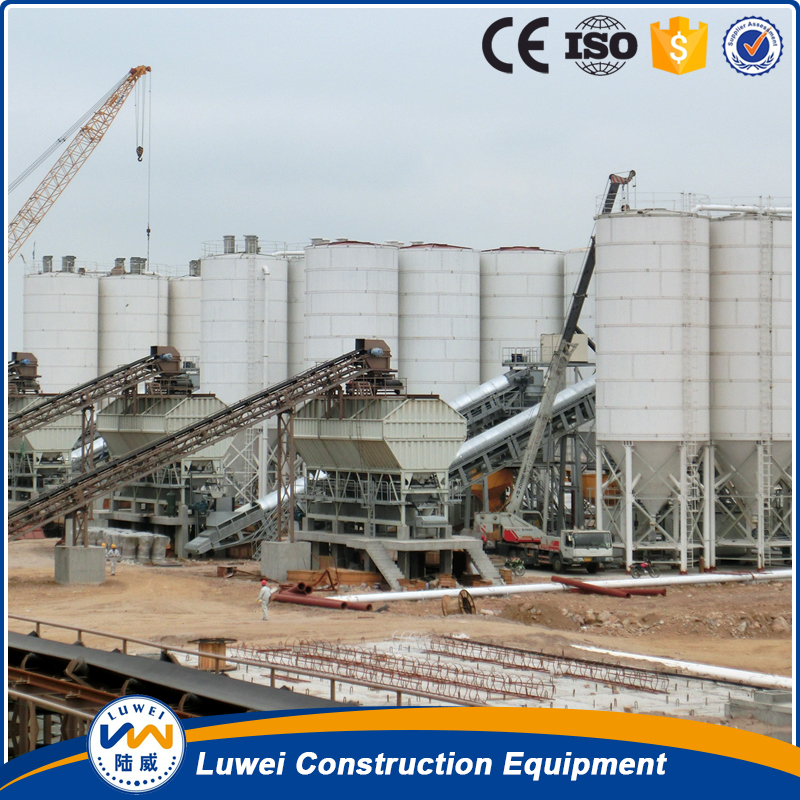 High quality steel aggregate bin for concrete batching plant