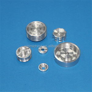 OEM Non-standard Central Machinery Turning Parts with Electroplating
