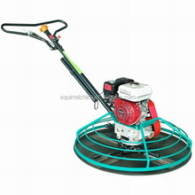 gasoline mini concrete/cement/asphalt finishing machine power trowel
