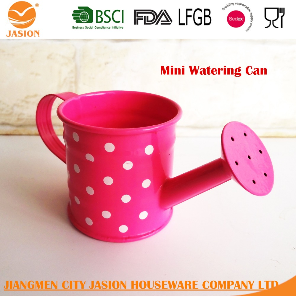 Wholesaler Small Watering Cans Decorative Small Watering