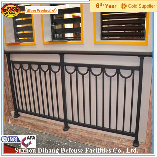 Outdoor Stair Railing Banister,Handrails For Outdoor Steps,Exterior Handrail  Lowes