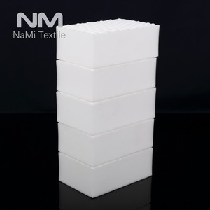High Density Foam Sponge Dual Layer Melamine PU Foam Sponge