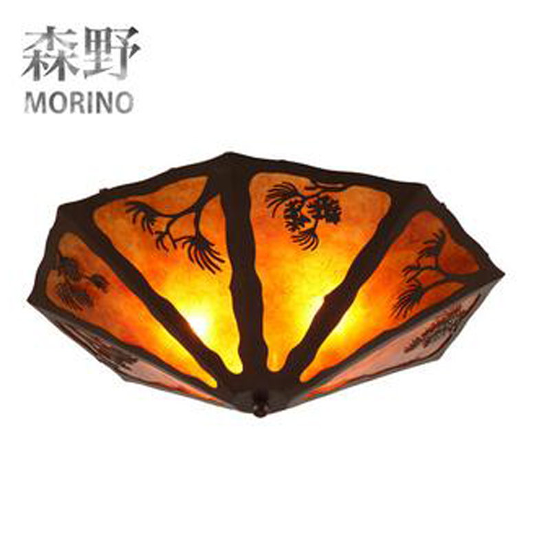 2017 New zhongshan Having a personality led light and indoor decorate ceiling lamp
