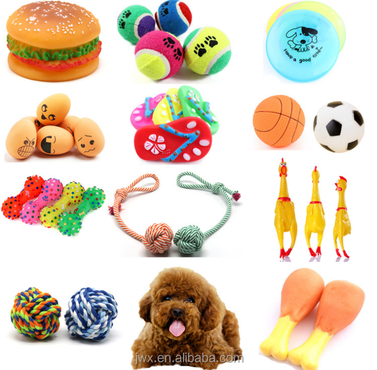 <strong>Pet</strong> Chew Toy Set For Medium And Small Breeds, Rubber And Nylon For Durability, Non-Toxic Dog Toys