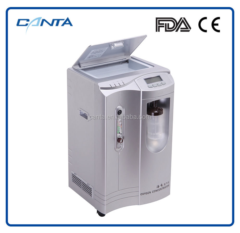 Medical Grade 10 LPM Oxygen Cocentrator for Clinics