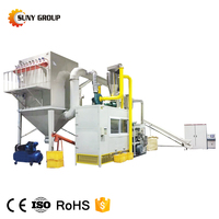 Aluminum Plastic Separating Machine In Waste Management