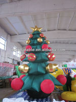 2013 New brand Christmas inflatable tree for sale