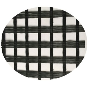 Bitumen Coated Biaxial Fiberglass Geogrid Prices with CE Certification