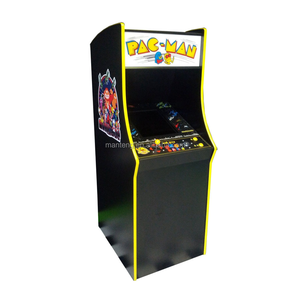 Pac Man's Arcade Party Upright Video Game Machine - Buy Upright ...
