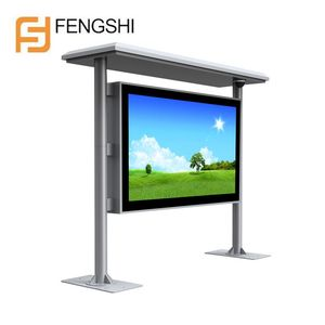 32 43 49 55 65 Inch 1500nits 2500nits outdoor digital signage display solution provider