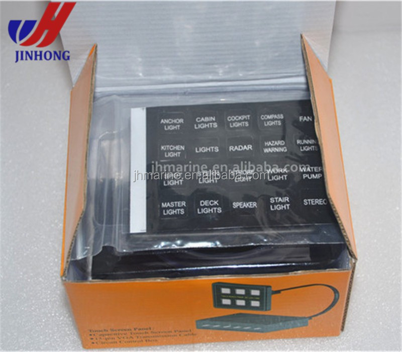Switch panel led 12 volt 6 gang membrane panel touch control panel switch panel led 12 volt 6 gang membrane panel touch control panel publicscrutiny Gallery