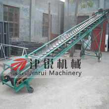 China Professional mobile bucket elevator conveyor belt/conveyor belt loader