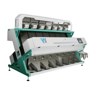 High Capacity Rice Color Sorting Grading Machine Big Rice Color Sorter Machine