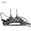 Factory price 12 car bus wi fi router support 3g 4g with 1 WAN 1 LAN ports