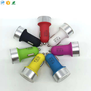 2017 5V 2.1A Bulk Low Price Guangzhou Cell Phone Car Charger Wholesale