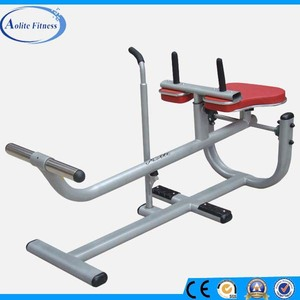 Seated Plate Loading Toes Press Machine