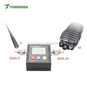 VHF/UHF Power & SWR Meter Shortwave Antenna Analyzer for Anysecu SW-102