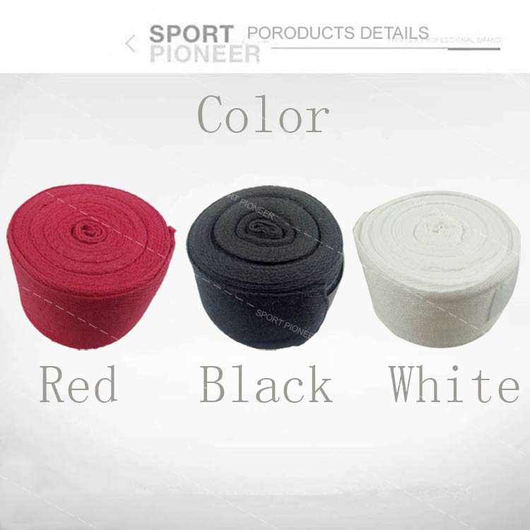Cotton Hand Wrap For Boxing