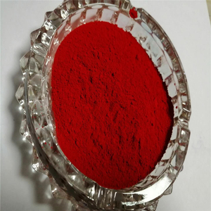 Synthetic Red Iron Oxide Pigment Red 22 dry powder CAS 6448-95-9 powder organic pigment for inks coating plastic made in china