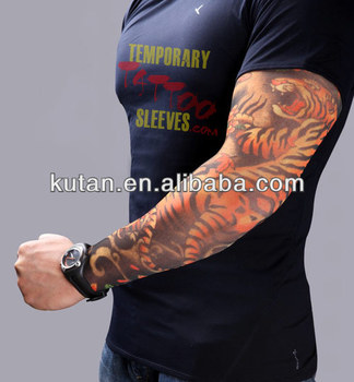 4dbf9a81c Fake Tattoo Sleeves For Men - Buy Arm Sleeves For Chef,Men Singlet ...