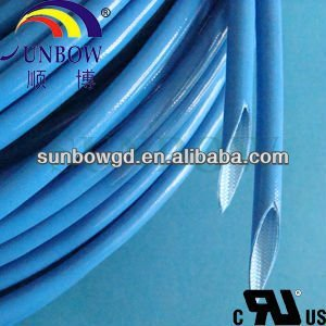 Color ul approval terminal insulation fiberglass sleeving