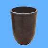 Large High temperature sic silicon carbide graphite crucible for melting metal