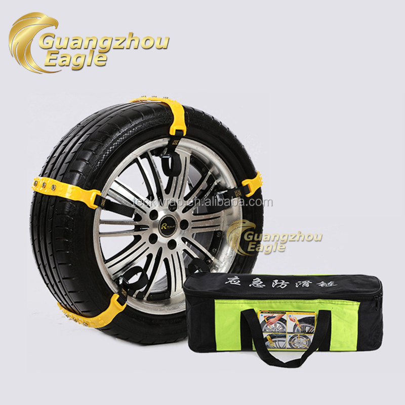 Guangzhou Eagle Hot Selling Products High Quality Tb 900 Truck Tyre Protection Chains