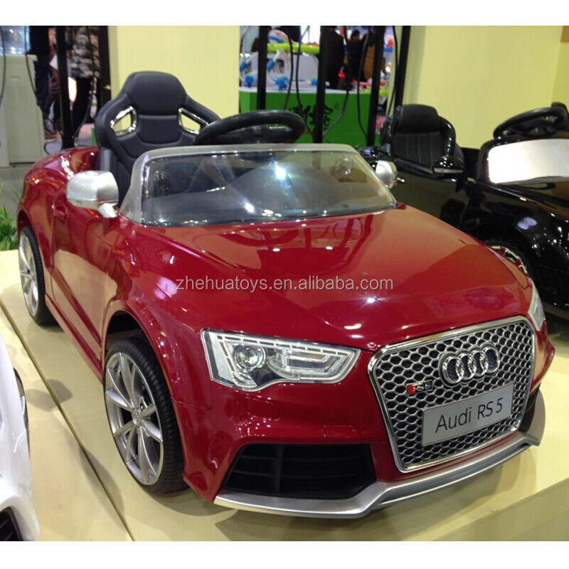 New Audi Licensed Ride On Car Electric Car For Kids Ride On