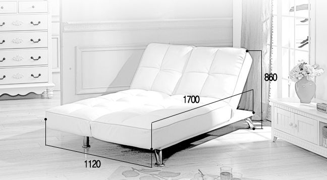 flat pack sofa beds cheap