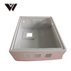 Weldon custom electronic and instrument casing enclosures sheet metal shell/electrical distribution box