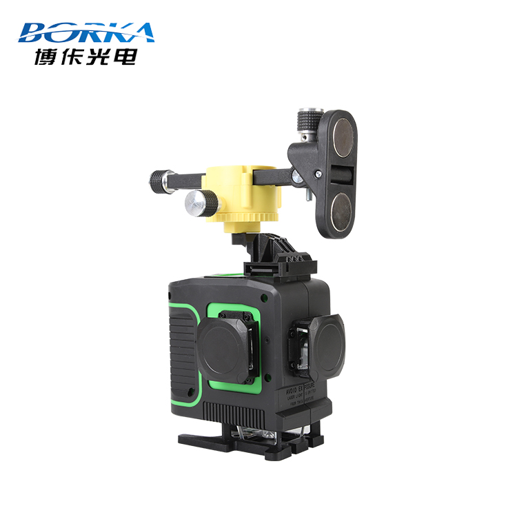 professional self leveling land 12 line 3D laser level with tripod