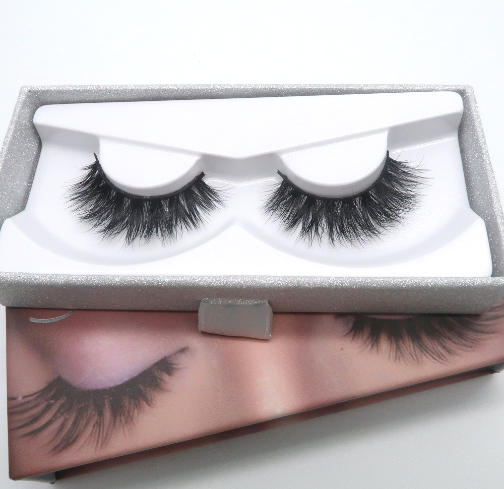 Private Label Box Paket Luxus 3D Nerz Wimpern