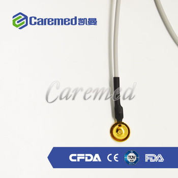 Eeg Cap Connector Din 1.5mm,With Ce Certification - Buy Eeg Cable ...