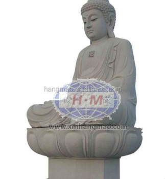 wholesale large buddha statues for garden decorative