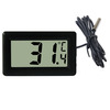 Cheap fridge freeze thermometer outdoor indoor thermometer
