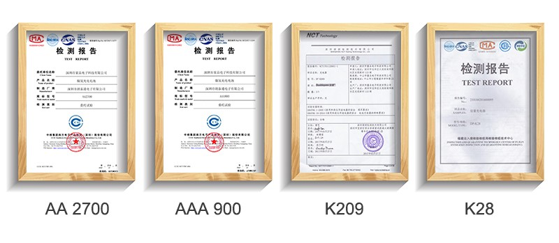 1.2V 2200mah AA Ni-MH Rechargeable Battery