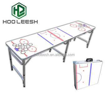 Air Hockey Beer Pong Tables With Holes Buy Air Hockey Beer Pong Tables Beer Pong Table With Holes Air Hockey Table Product On Alibaba Com