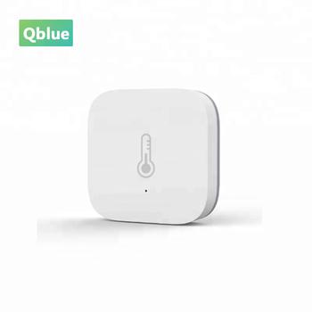 Xiaomi Aqara Temperature Humidity Sensor Milk White Zigbee Wireless  Connection/automatic Alarm/detect Atmospheric Pressure - Buy  Xiaomi,Sensor,Mi